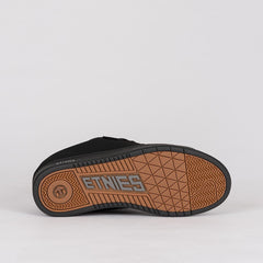 Etnies Kingpin Black/Black - Footwear