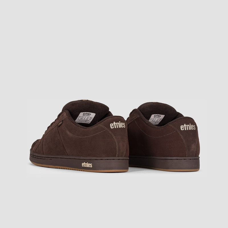 Etnies Kingpin Brown/Black/Tan - Footwear