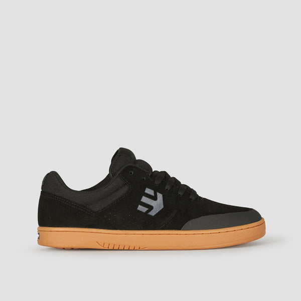 Etnies Marana Black/Dark Grey/Gum - Footwear