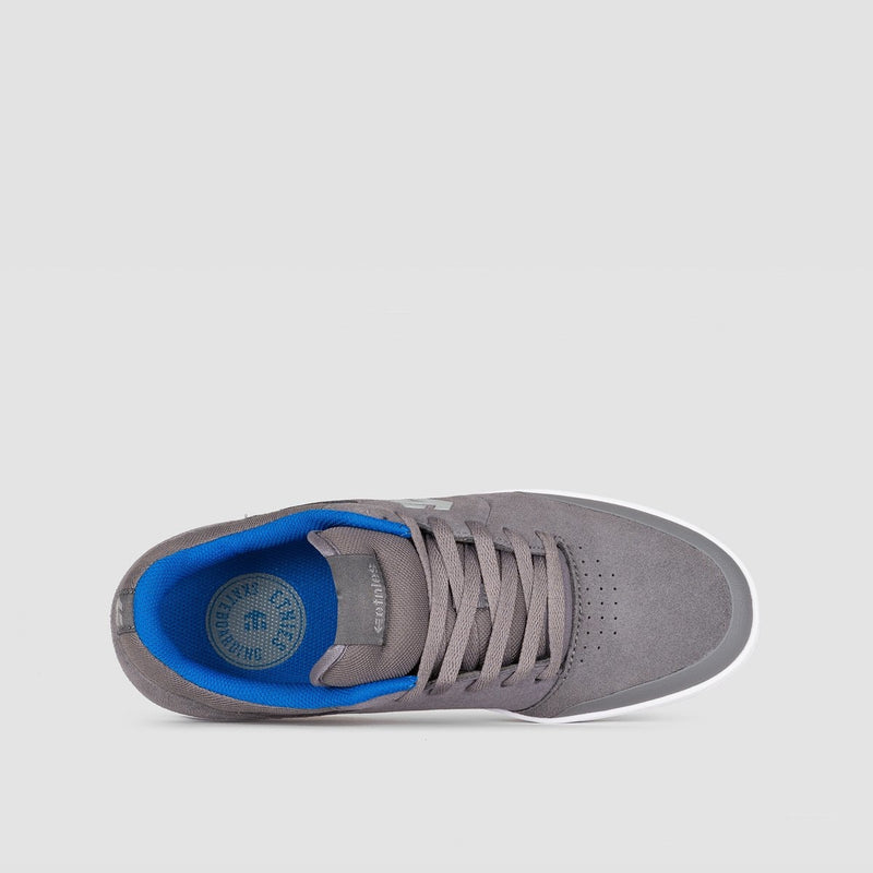Etnies Marana Grey/Dark Grey/Blue - Footwear