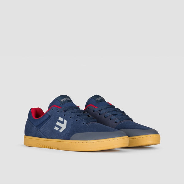 Etnies Marana Navy/Red/Gum - Footwear