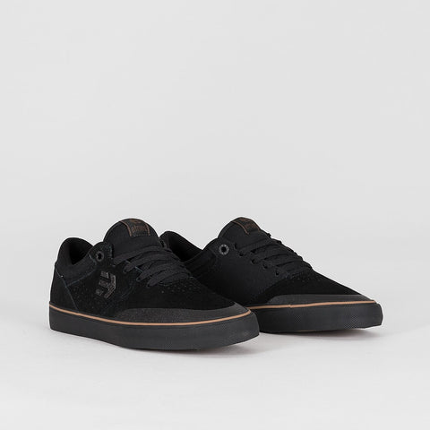 Etnies Marana Vulc Black/Dark Grey/Gum - Footwear
