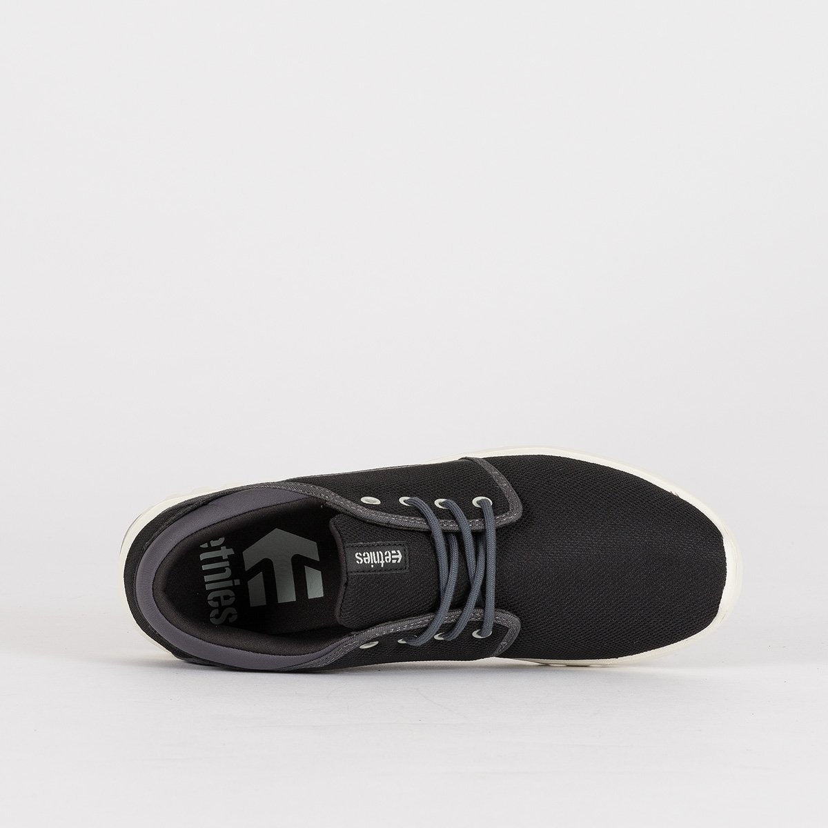 Etnies Scout Black/Dark Grey/Grey - Footwear