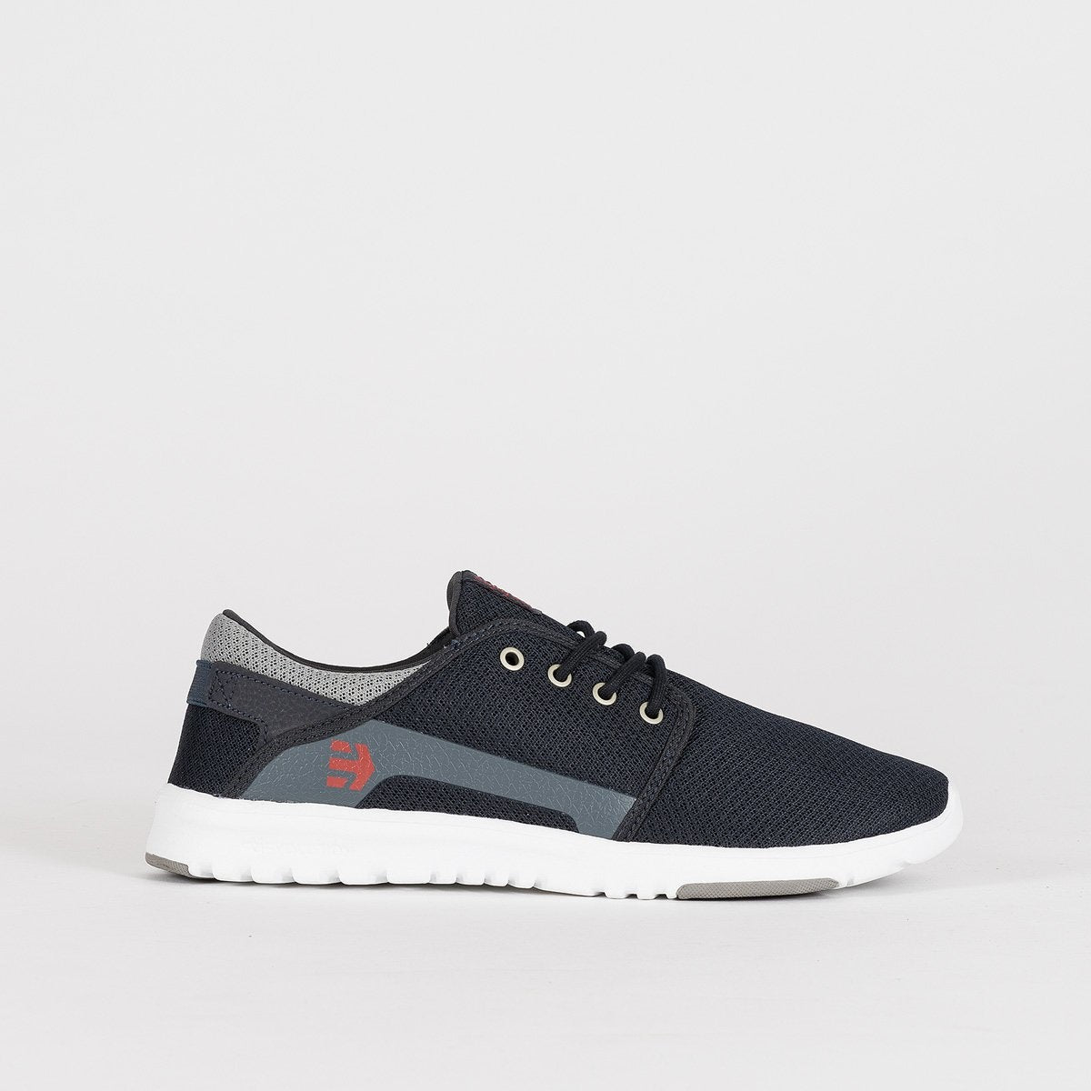 Etnies Scout Navy/Grey/Red - Footwear