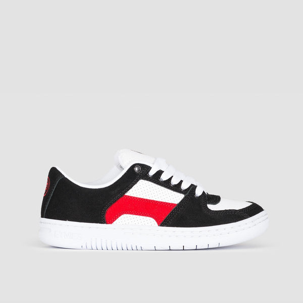 Etnies Senix Lo Black/White/Red - Footwear