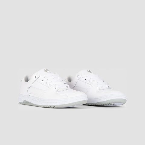 Etnies Senix Lo White/Grey - Footwear