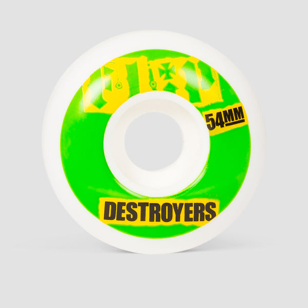 Flip Cutback 99a Wheels Green 54mm