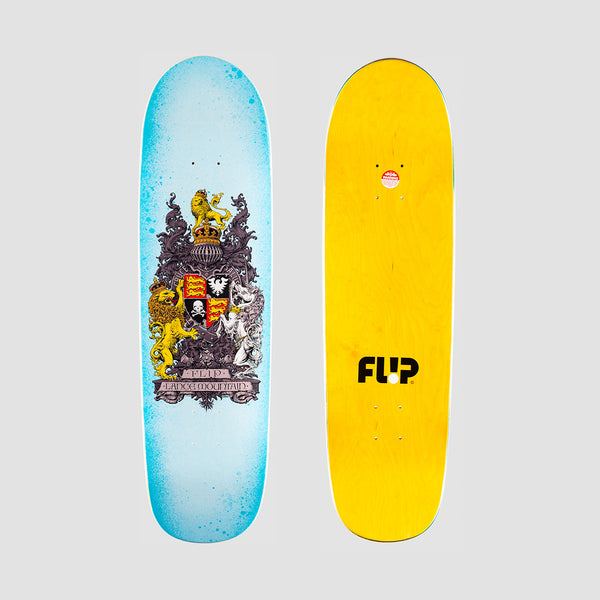 Flip Mountain Crest Deck Blue - 8.75""