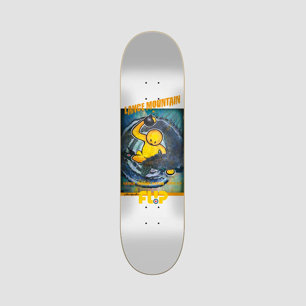Flip Mountain Doughboy Deck Cream - 8.25""