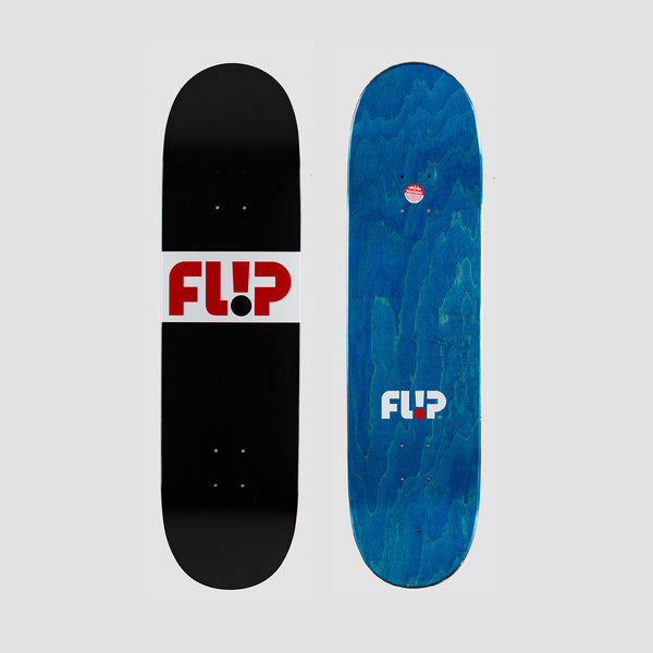 Flip Team Capsule Deck Black - 8.45""