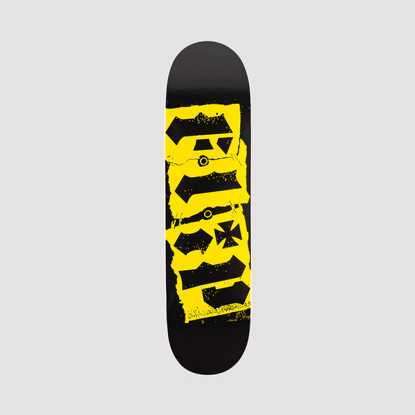 Flip Team Destroyer Deck Black - 8.25""