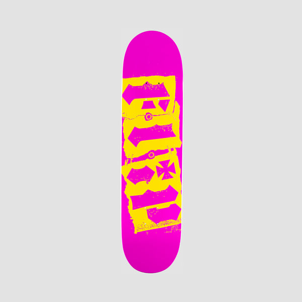 Flip Team Destroyer Pink Deck Pink - 8.13""