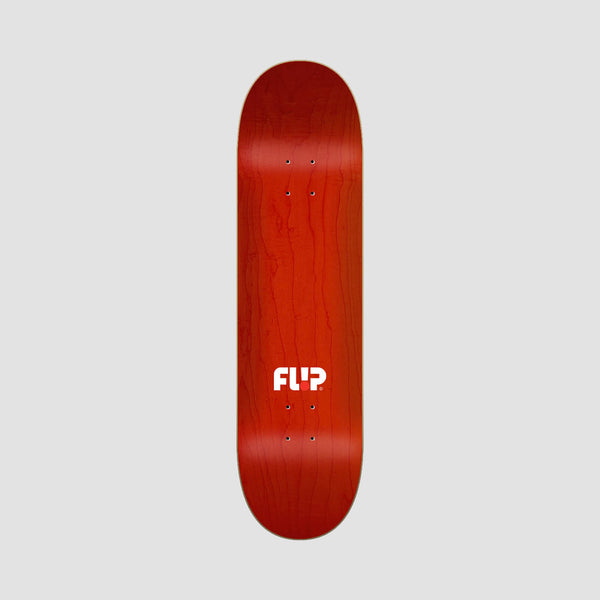 Flip Team Distortion Deck Black - 8.25""