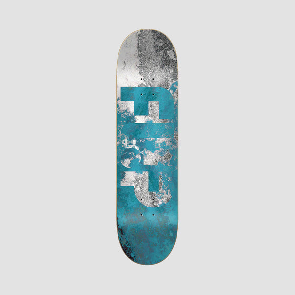 Flip Team Distortion Deck Blue - 8.38""