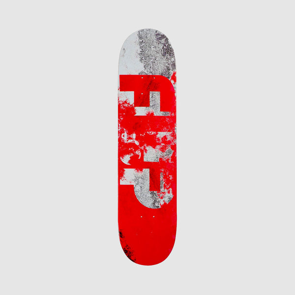 Flip Team Distortion Deck Red - 8""