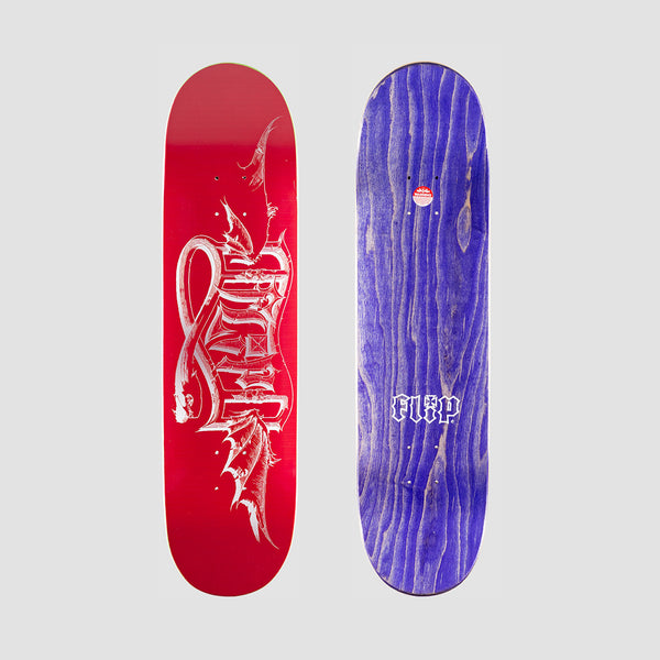 Flip Team Fade to Deck Red - 8""