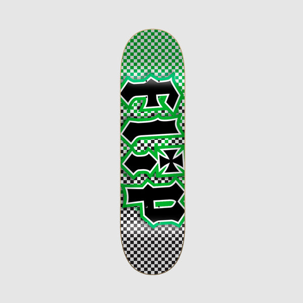 Flip Team HKD Fast Times Deck Green - 8.25""