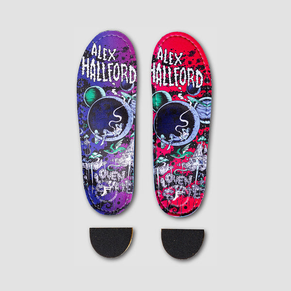 Footprint Gamechangers Orthotic Insoles Alex Halford X Lovenskate - Unisex L