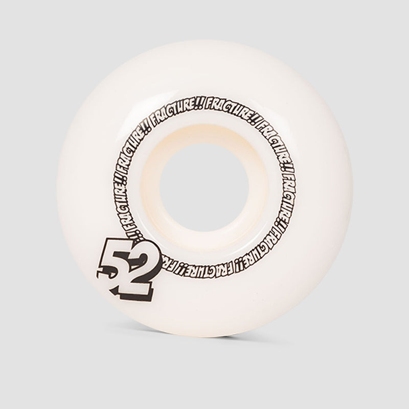 Fracture Comic Classic Wheel 52mm