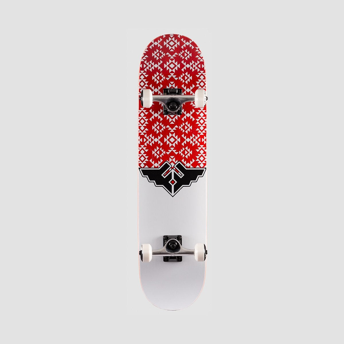 Fracture Wings V3 Pre-Built Complete Red - 7.75 - Skateboard