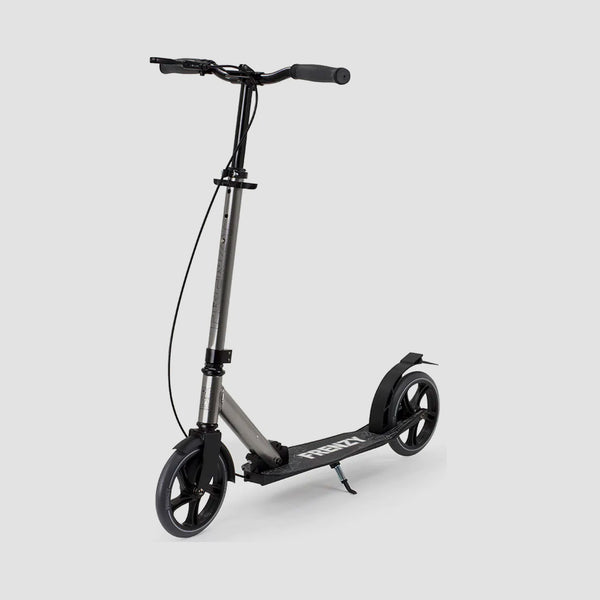 Frenzy 205mm Dual Brake Plus Recreational Scooter Titanium
