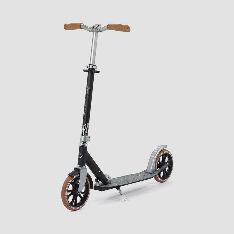 Frenzy 205mm Kaimana Recreational Scooter Black