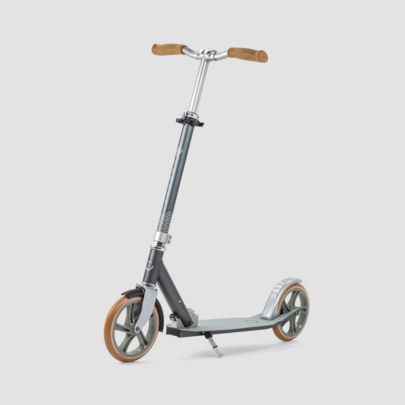 Frenzy 205mm Kaimana Recreational Scooter Grey