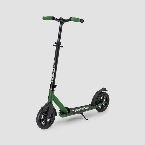 Frenzy 205mm Pneumatic Plus Recreational Scooter Military
