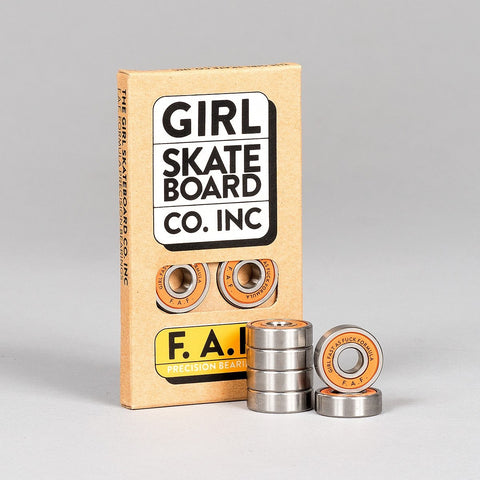 Girl FAF Bearings x8