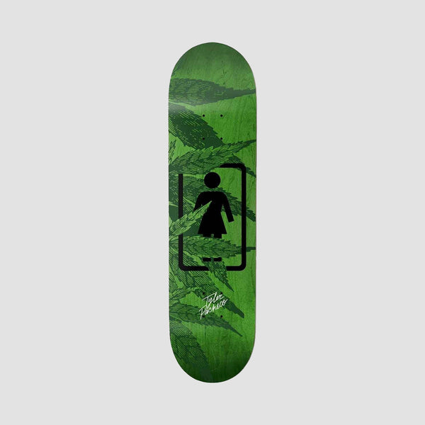 Girl Smoke Session W40 Tyler Pacheco Deck - 8""