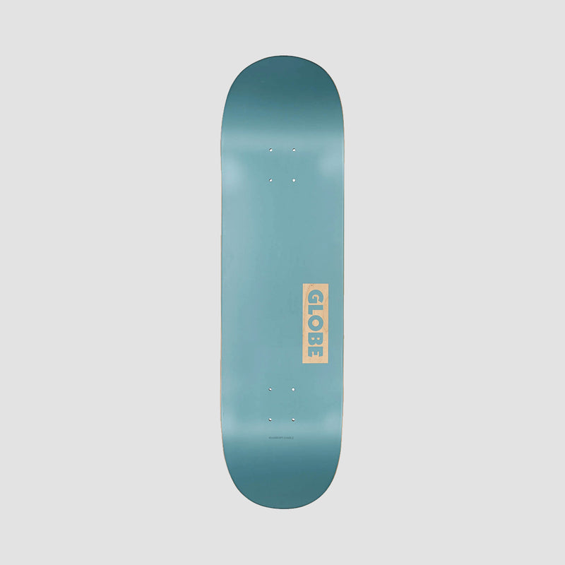 Globe Goodstock Deck Steel Blue - 8.75""
