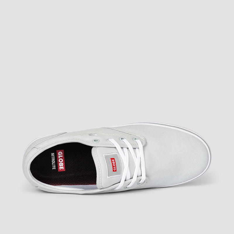 Globe Motley Grey Canvas/White