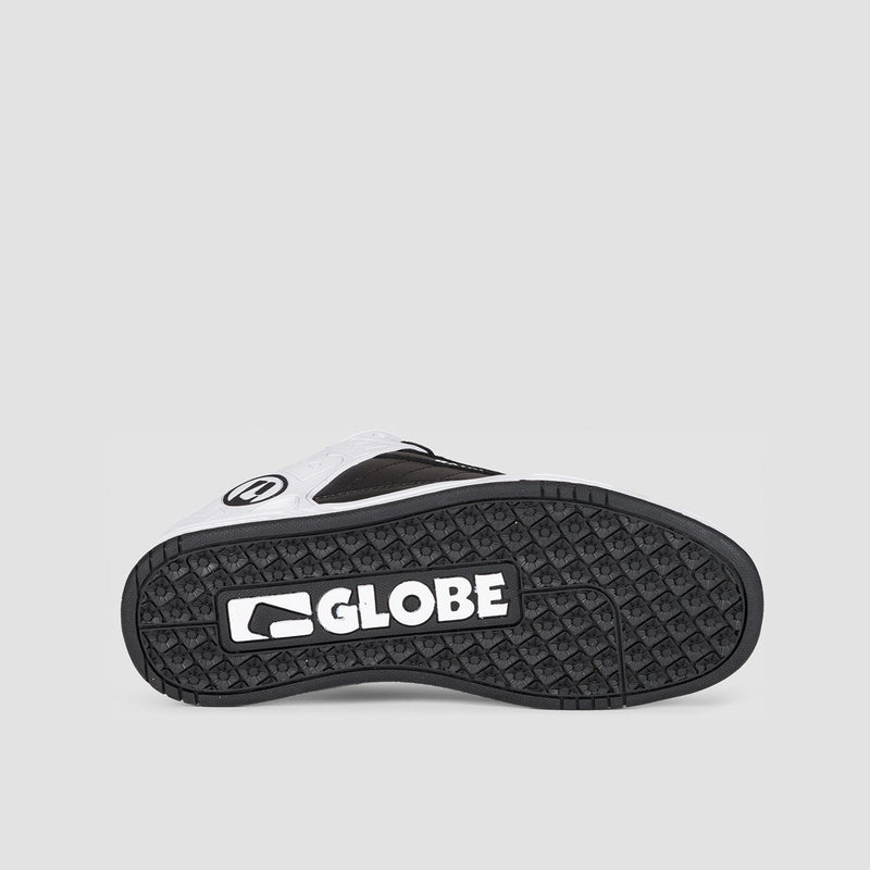 Globe Tilt Black/White Split - Footwear