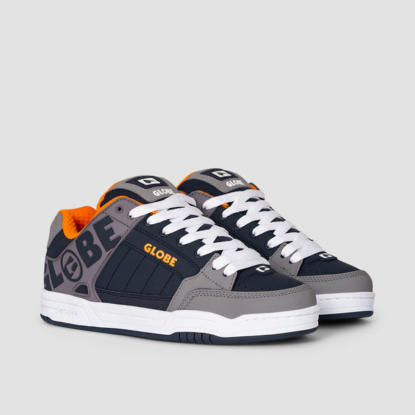 Globe Tilt Grey/Navy/Orange