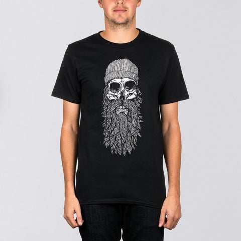 Heathen Destiny Tee Black