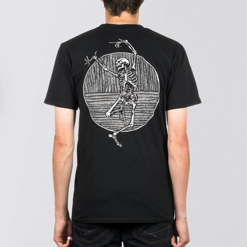 Heathen Doom Tee Black - Clothing