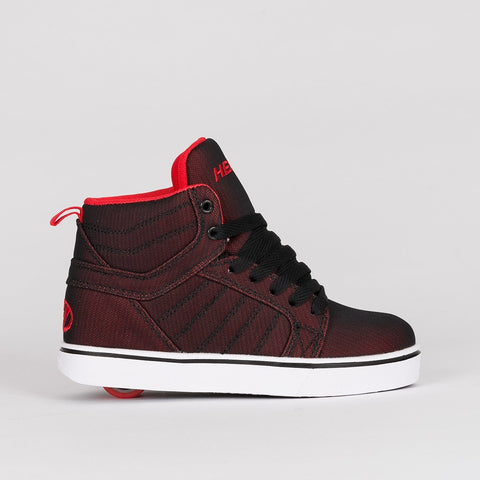 Heelys Uptown Black/Red Super Mesh