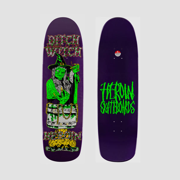 Heroin Ditch Witch 3 Deck - 8.88""