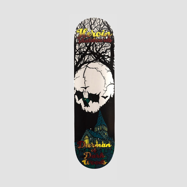 Heroin Hirotton Illusion Deerman Deck - 8.625 - Skateboard