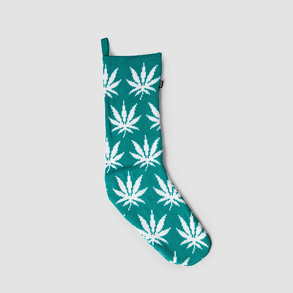 HUF Plantlife Christmas Stocking Quetzal Green - Accessories