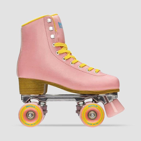Impala Quad Skates Pink/Yellow