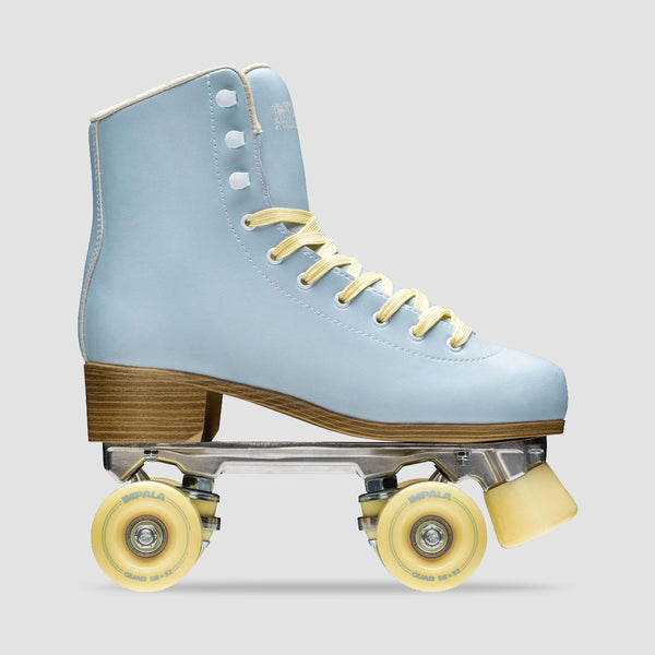 Impala Quad Skates Sky Blue/Yellow