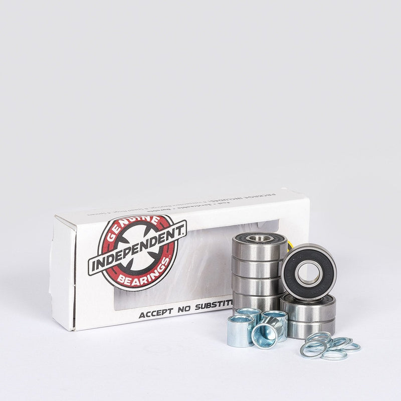 Independent 7s Abec-7 Bearings x8 - Skateboard