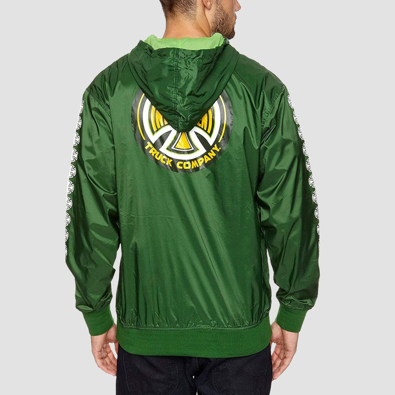 Independent Classic Colours Jacket Forest Green - Clothing