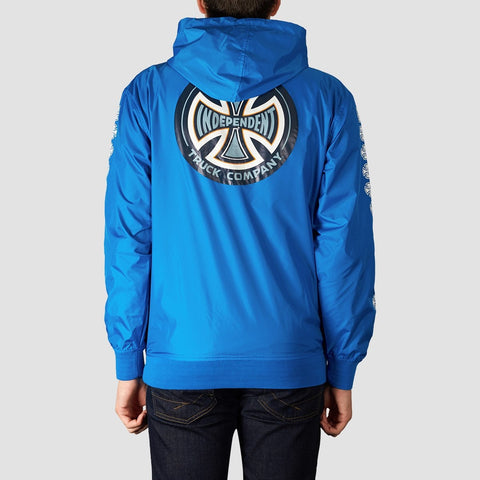 Independent Classic Colours Jacket Royal Blue - Clothing
