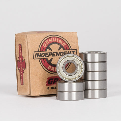 Independent GP-S Bearings x8