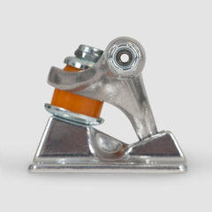 Independent Hollow Forged 144 Standard Trucks 1 Pair Silver - 8.25 - Skateboard