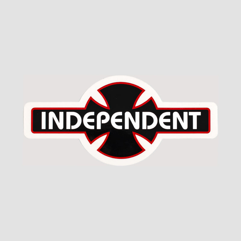 Independent OGBC Sticker Multi 150x70mm
