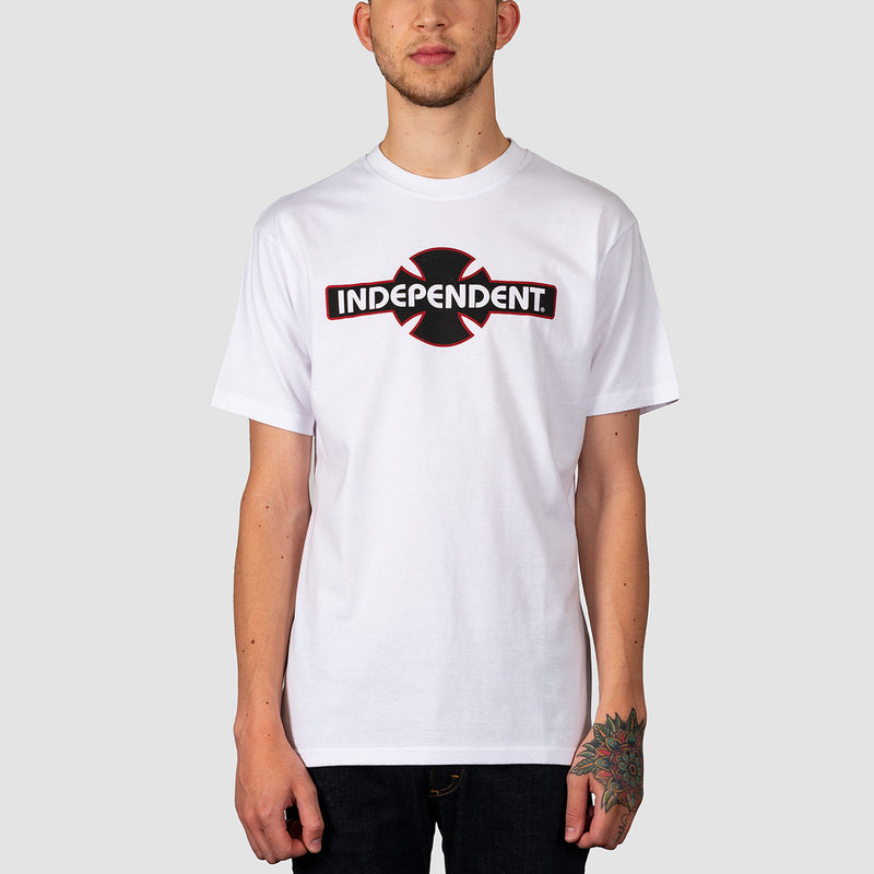 Independent OGBC Tee White