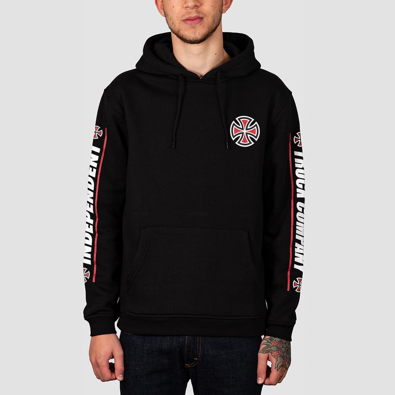 Independent Shear Pullover Hood Black